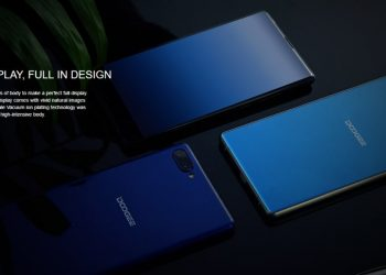 The Doogee Mix features Samsung Super AMOLED, huge RAM, huge storage, and dual-Samsung cameras