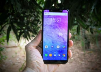 Oukitel U18 review. A 21:9 iPhone X style display for a fraction of the cost