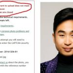 Discriminating AI? After three attempts, NZ online passport system still thought his eyes were closed