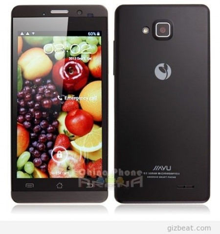 Jiayu G3S Review Turbo!