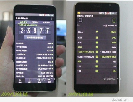 JiaYu S1 vs Galaxy S4. JiaYu Steps Up Their Game To Compete With The Big Boys!