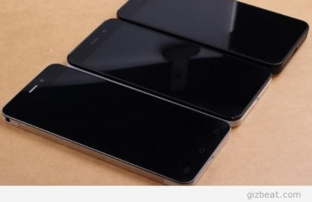 Jiayu S2 MT6592 Spy Photos!
