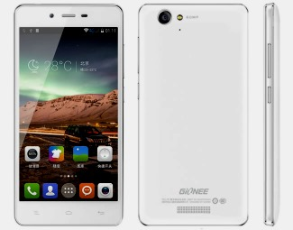 Gionee V188 Review Specifications – Huge 5200mAH Battery