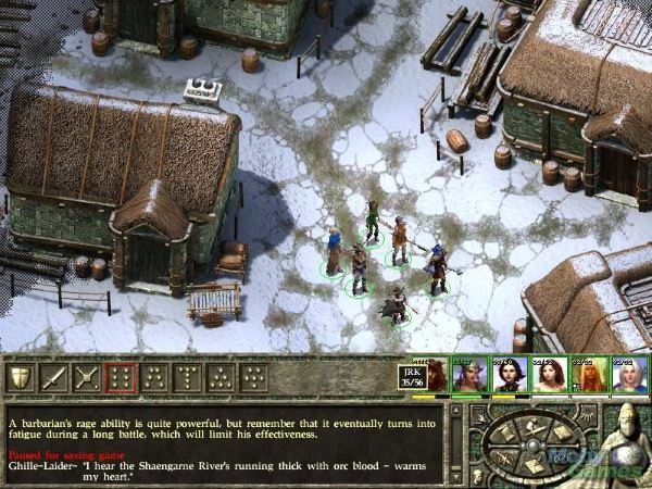 111273-icewind-dale-ii-windows-screenshot-civilized-place-in-far