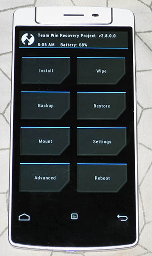 How To Make Create TWRP MT6592 MT6582 MT6572 MT6589 MT6595