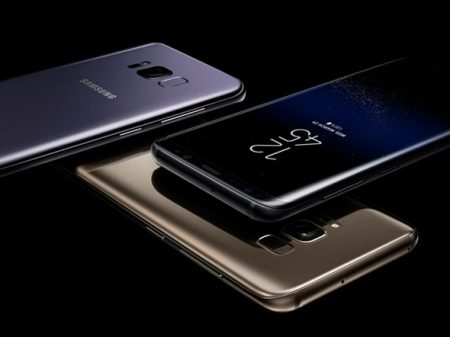 Galaxy S9 leaked image shows variable f1.5 / f2.4 OIS and 18:9 display