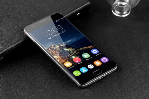 Full 4GB 64GB 6000mAh Oukitel K6000 Plus review