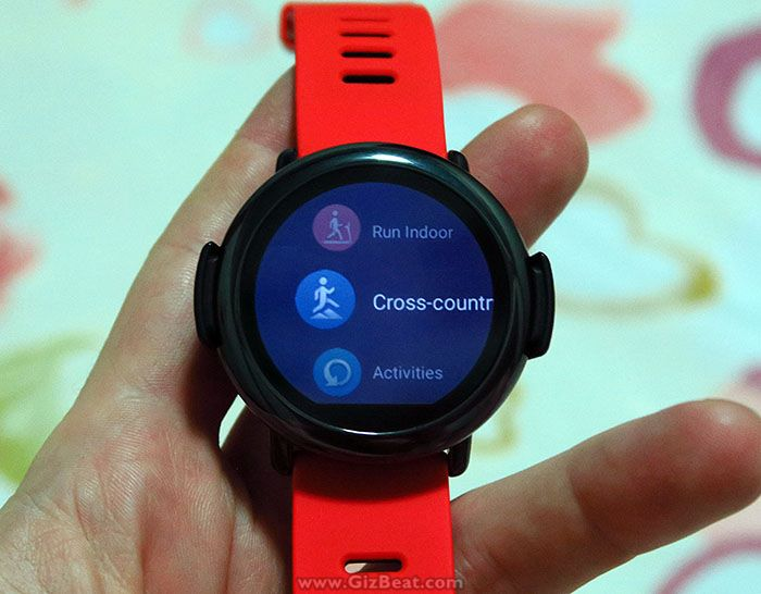 How to change Xiaomi Amazfit Watch to English guide – GizBeat