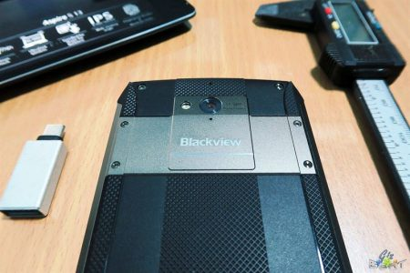 6GB 64GB tough Blackview BV8000 Pro review