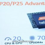 MTK6757 Helio P20 is the new SoC from MediaTek. Helio P20 will be released in Q4 2016.
