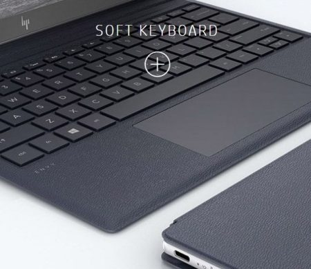 HP's Envy x2 Snapdragon 835 laptop looks great and has incredible battery life