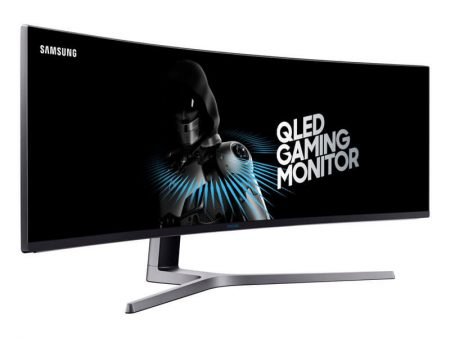 Samsung ready to ship incredible 49 inch gaming monitor
