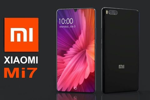 Xiaomi Mi7 will be the first phone with Snapdragon 845 which can record 480fps HDR at 720P