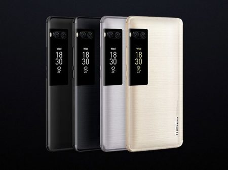 Meizu Pro 7 Plus has dual AMOLED displays and dual Sony IMX368
