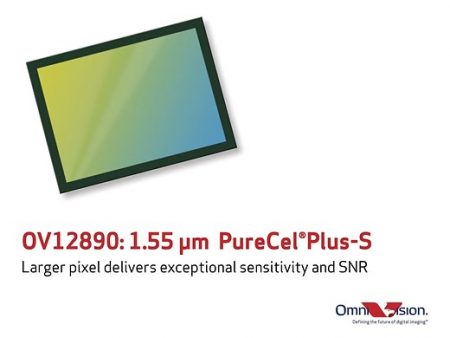 New high-end camera sensor from OmniVision