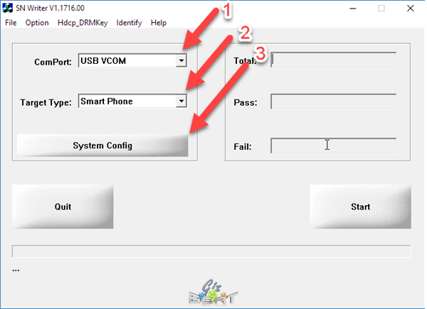 How to fix or replace unknown IMEI with SN Write Tool – GizBeat