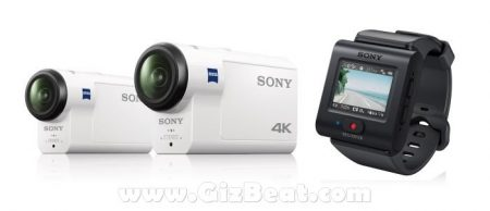 Sony releases flagship 4K stabilized action cam
